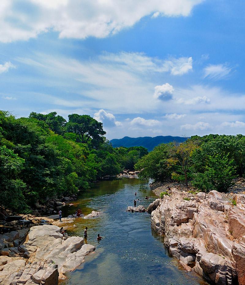 rio badillo la vega